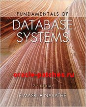 Книга Fundamentals of Database Systems