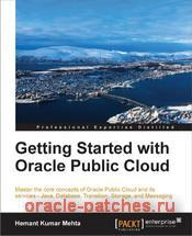 Book cover Getting Started with Oracle Public Cloud