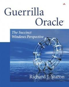 "Книга ""Guerrilla Oracle: The Succinct Windows Perspective"""