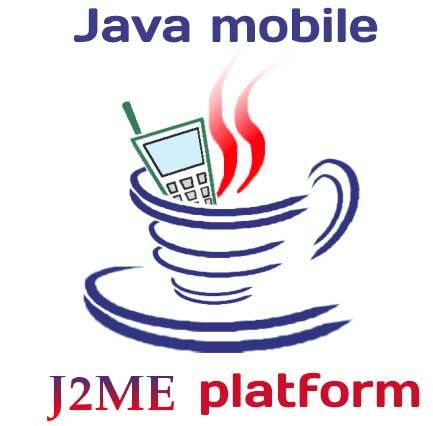 J2ME - Java mobile platform for small device application creation