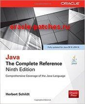 Книга Java: The Complete Reference, Ninth Edition