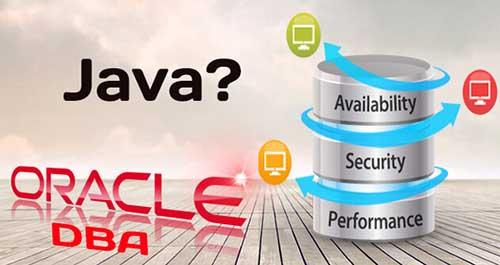 What is language Java for Oracle database administrators - DBAs