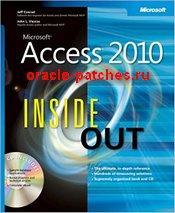 Книга Microsoft Access 2010 Inside Out