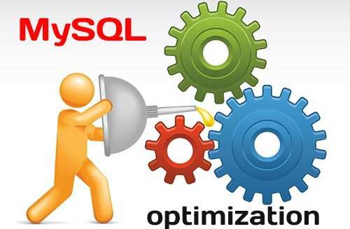 Optimization and tuning of MySQL Databases