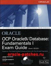Книга OCP Oracle9i Database: Fundamentals I Exam Guide. Exam 1Z0-031