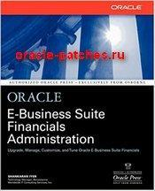 Книга Oracle E-Business Suite Financials Administration