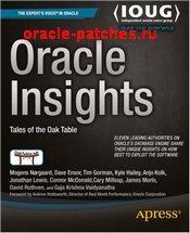 Книга Oracle Insights: Tales of the Oak Table