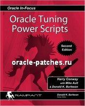 Книга Oracle Tuning Power Scripts: With 100+ High Performance SQL Scripts