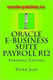 Книга Oracle e-Business Suite Payroll R12