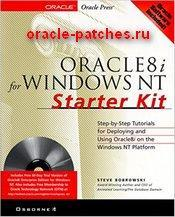 Книга Oracle8I for Windows Nt Starter Kit