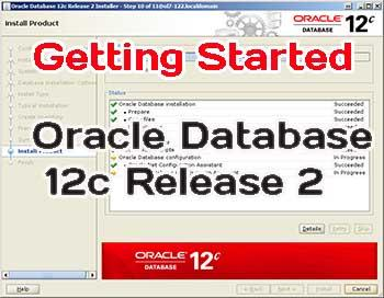 Getting first steps with Oracle Database 12c Release 2: preinstall