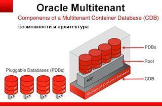 Oracle Multitenant: обзор возможностей и архитектура