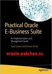 Книга Practical Oracle E-Business Suite: An Implementation and Management Guide