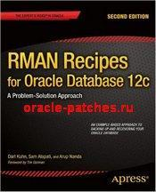 Book RMAN Recipes for Oracle Database 12c