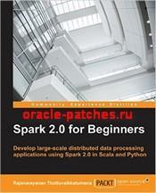 Книга Spark 2.0 for Beginners