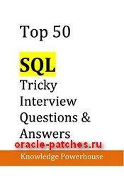 Книга Top 50 SQL Tricky Interview Questions