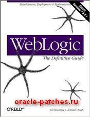 Книга WebLogic: The Definitive Guide
