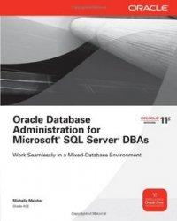 "Книга ""Oracle Database Administration for Microsoft SQL Server DBAs"""