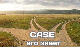 Команды и выражения CASE языка PL/SQL на примерах