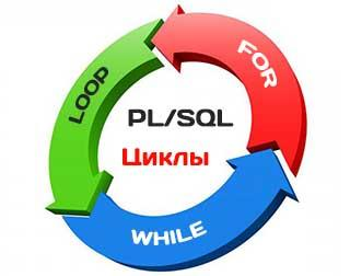 Циклы For, While, Loop и continue в PL/SQL