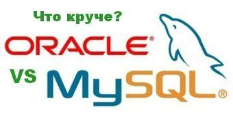 Сравнение баз данных Oracle Database и MySQL