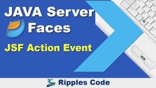 Как использовать Action Event фреймворка JSF в Netbeans IDE