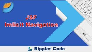 Как использовать Implicit navigation фреймворка JSF в Netbeans IDE