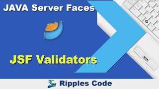 Как использовать Validators (валидаторы) фреймворка JSF в Netbeans IDE