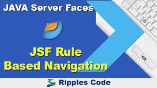 Как использовать Rule Based Navigation фреймворка JSF в Netbeans IDE