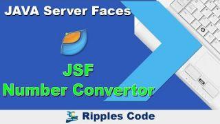 Как использовать ConvertNumber фреймворка JSF в Netbeans IDE