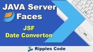 Как использовать convertDateTime фреймворка JSF в Netbeans IDE