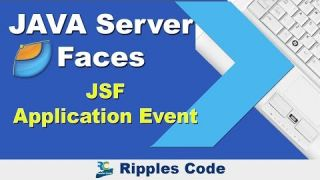 Как использовать Application Event фреймворка JSF в Netbeans IDE